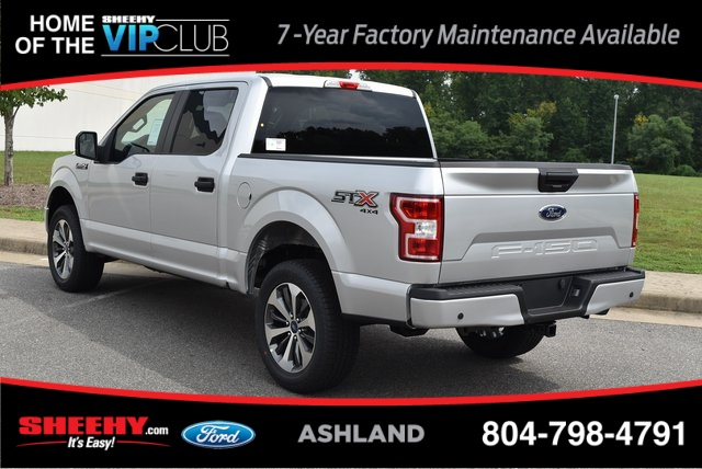 2019 F-150 SuperCrew Cab 4x4,  Pickup #JC80086 - photo 2