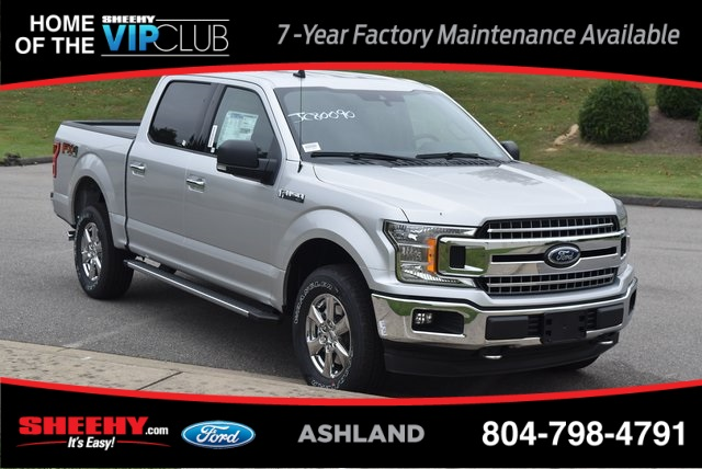 2019 F-150 SuperCrew Cab 4x4, Pickup #JC80090 - photo 3