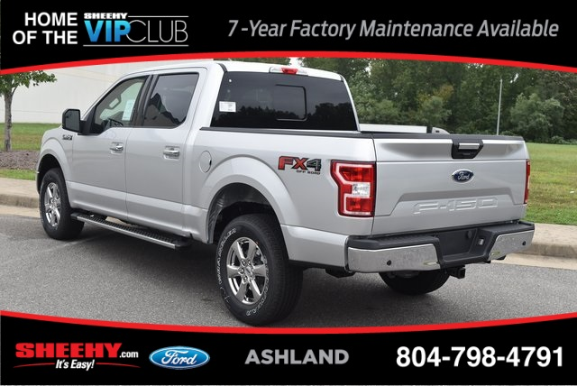 2019 F-150 SuperCrew Cab 4x4, Pickup #JC80090 - photo 2