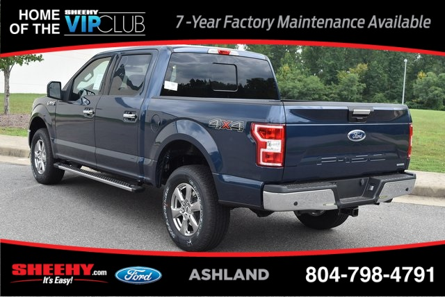 2019 F-150 SuperCrew Cab 4x4,  Pickup #JC80097 - photo 2