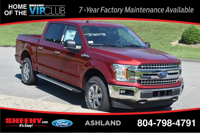 2019 F-150 SuperCrew Cab 4x4,  Pickup #JC80098 - photo 3
