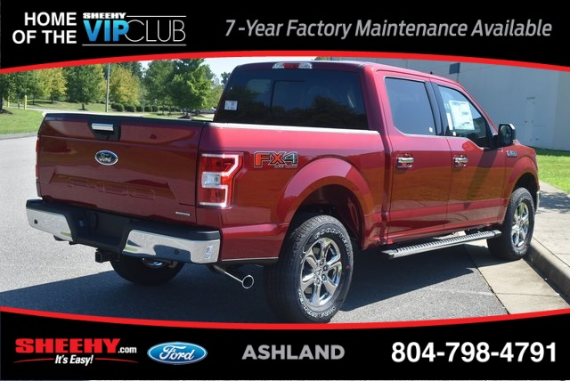 2019 F-150 SuperCrew Cab 4x4,  Pickup #JC80098 - photo 5