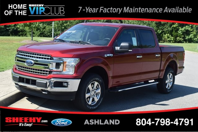 2019 F-150 SuperCrew Cab 4x4,  Pickup #JC80098 - photo 1