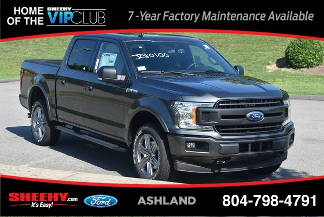 2019 F-150 SuperCrew Cab 4x4,  Pickup #JC80100 - photo 3