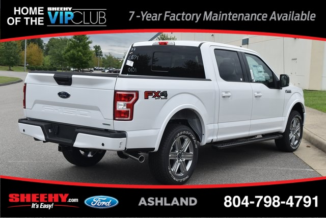 2019 F-150 SuperCrew Cab 4x4,  Pickup #JC80101 - photo 5