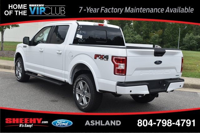 2019 F-150 SuperCrew Cab 4x4,  Pickup #JC80101 - photo 2