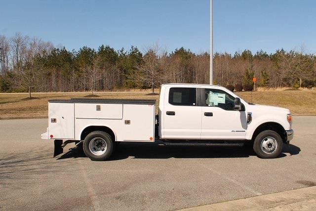 2021 Ford F-350 Crew Cab DRW 4x4, Reading SL Service Body #JC82839 - photo 5
