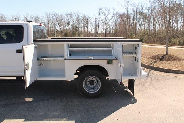 2021 Ford F-350 Crew Cab DRW 4x4, Reading SL Service Body #JC82839 - photo 7