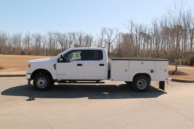2021 Ford F-350 Crew Cab DRW 4x4, Reading SL Service Body #JC82839 - photo 10