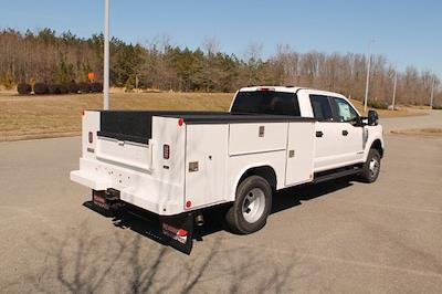 2021 Ford F-350 Crew Cab DRW 4x4, Reading SL Service Body #JC82839 - photo 2