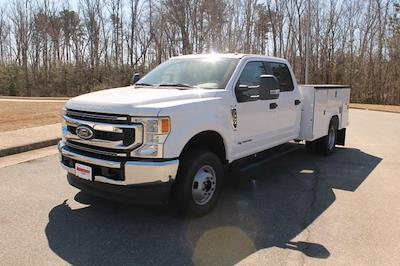 2021 Ford F-350 Crew Cab DRW 4x4, Reading SL Service Body #JC82839 - photo 6