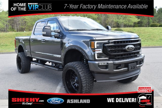 2020 Ford F-250 Crew Cab 4x4, Pickup #JC86242 - photo 1