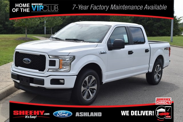 2019 F-150 SuperCrew Cab 4x2, Pickup #JC97699 - photo 1