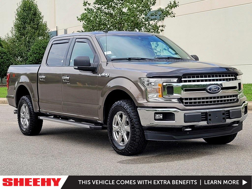 2019 Ford F-150 SuperCrew Cab 4x4, Pickup #JCP0039A - photo 1