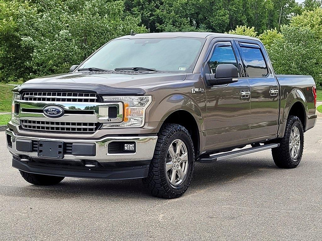 2019 Ford F-150 SuperCrew Cab 4x4, Pickup #JCP0039A - photo 4