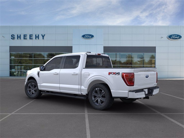 2021 Ford F-150 SuperCrew Cab 4x4, Pickup #JD01128 - photo 7