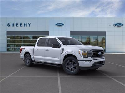 2021 Ford F-150 SuperCrew Cab 4x4, Pickup #JD01128 - photo 1