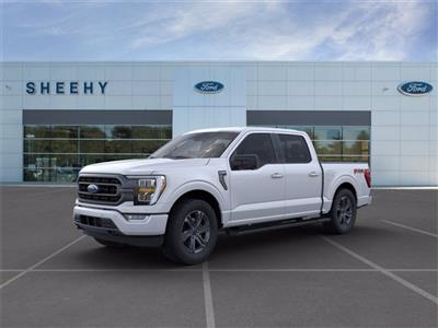 2021 Ford F-150 SuperCrew Cab 4x4, Pickup #JD01128 - photo 4
