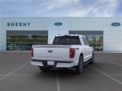 2021 Ford F-150 SuperCrew Cab 4x4, Pickup #JD01128 - photo 2