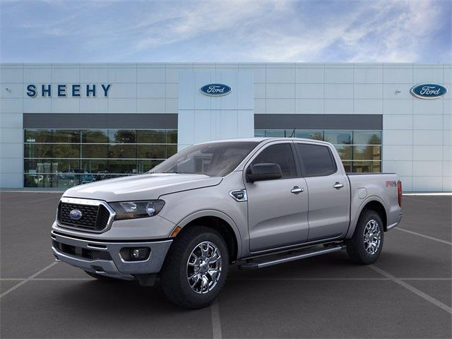 2021 Ford Ranger SuperCrew Cab 4x4, Pickup #JD01363 - photo 4