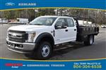 2019 F-550 Crew Cab DRW 4x4,  Reading Platform Body #JD03129 - photo 1