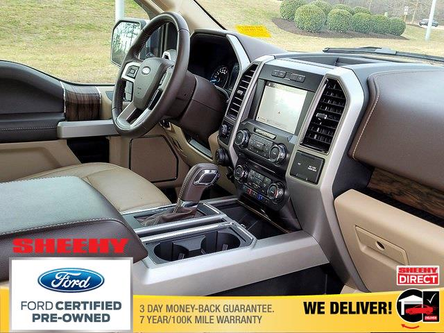2018 Ford F-150 SuperCrew Cab 4x4, Pickup #JD04247A - photo 14