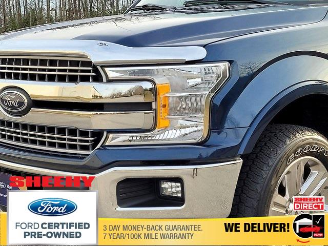 2018 Ford F-150 SuperCrew Cab 4x4, Pickup #JD04247A - photo 3