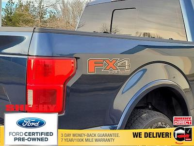 2018 Ford F-150 SuperCrew Cab 4x4, Pickup #JD04247A - photo 10