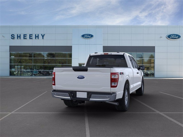 2021 Ford F-150 Super Cab 4x4, Pickup #JD09498 - photo 2