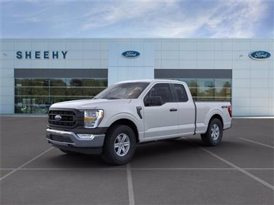 2021 Ford F-150 Super Cab 4x4, Pickup #JD09498 - photo 4