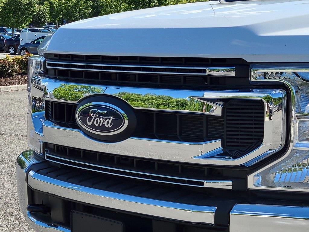 2021 Ford F-350 Super Cab 4x4, Knapheide Service Body #JD09625 - photo 4