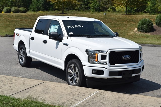 2019 F-150 SuperCrew Cab 4x2,  Pickup #JD10843 - photo 3