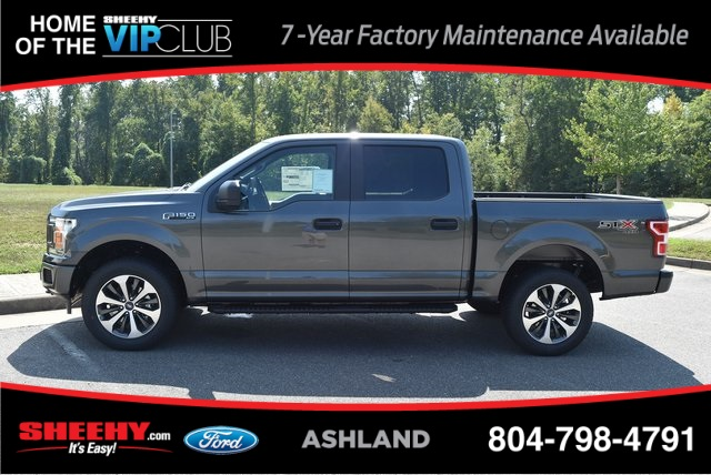 2019 F-150 SuperCrew Cab 4x4,  Pickup #JD10850 - photo 6
