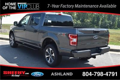 2019 F-150 SuperCrew Cab 4x4,  Pickup #JD10850 - photo 2