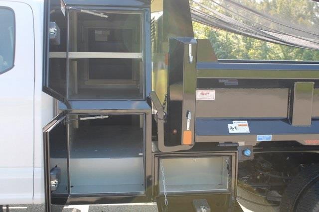 2020 Ford F-450 Super Cab DRW 4x4, Rugby Eliminator LP Steel Dump Body #JD12595 - photo 11