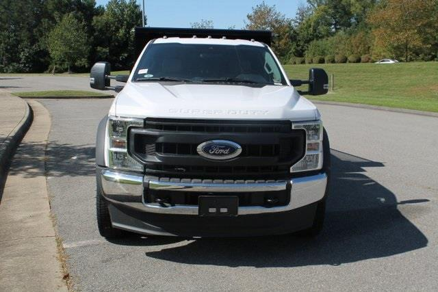 2020 Ford F-450 Super Cab DRW 4x4, Rugby Eliminator LP Steel Dump Body #JD12595 - photo 3