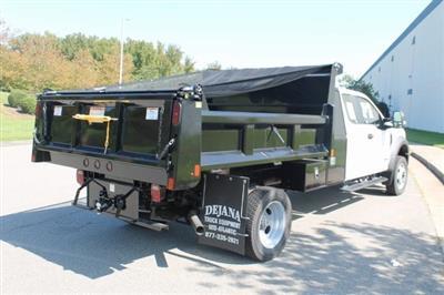 2020 Ford F-450 Super Cab DRW 4x4, Rugby Eliminator LP Steel Dump Body #JD12595 - photo 2