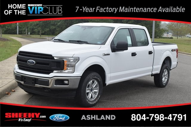 2019 F-150 SuperCrew Cab 4x4, Pickup #JD17102 - photo 1