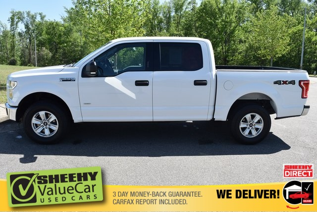 2016 F-150 SuperCrew Cab 4x4, Pickup #JD28797A - photo 5