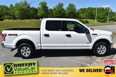 2016 F-150 SuperCrew Cab 4x4, Pickup #JD28797A - photo 9