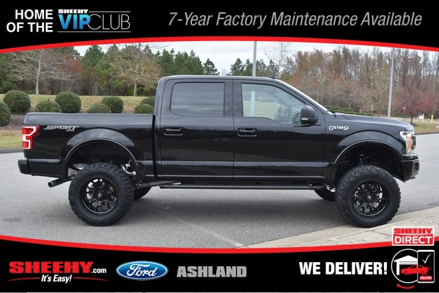2019 F-150 SuperCrew Cab 4x4,  Pickup #JD28877 - photo 4