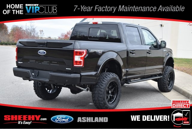 2019 F-150 SuperCrew Cab 4x4,  Pickup #JD28877 - photo 5