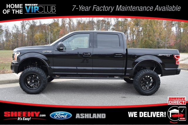 2019 F-150 SuperCrew Cab 4x4, Pickup #JD28877 - photo 3
