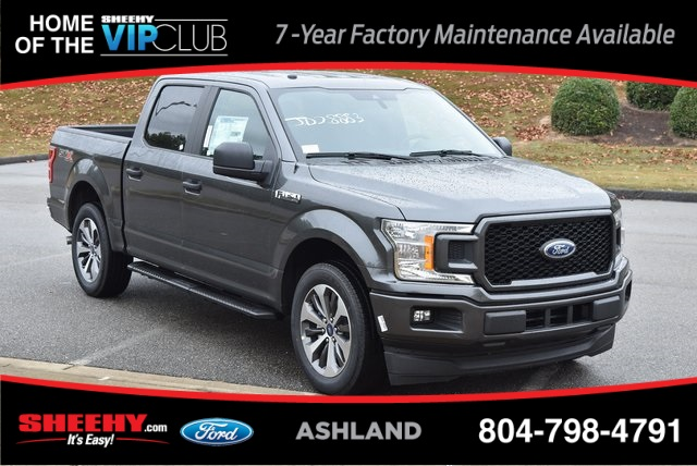 2019 F-150 SuperCrew Cab 4x2, Pickup #JD28883 - photo 3