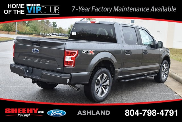 2019 F-150 SuperCrew Cab 4x2, Pickup #JD28883 - photo 5