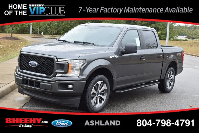 2019 F-150 SuperCrew Cab 4x2, Pickup #JD28883 - photo 1