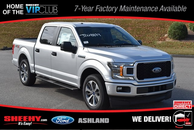 2019 F-150 SuperCrew Cab 4x2, Pickup #JD28884 - photo 3