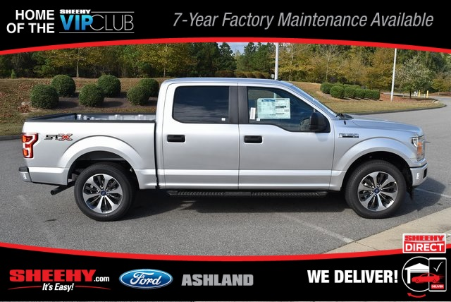 2019 F-150 SuperCrew Cab 4x2, Pickup #JD28884 - photo 4