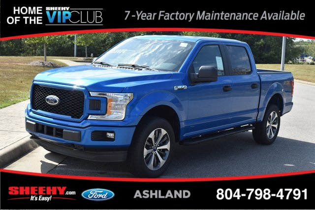 2019 F-150 SuperCrew Cab 4x4, Pickup #JD28888 - photo 1