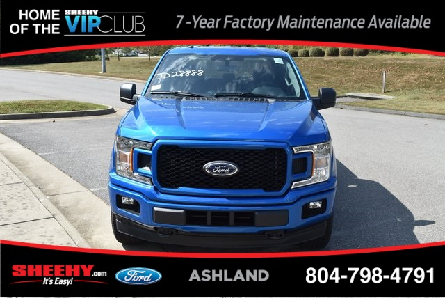 2019 F-150 SuperCrew Cab 4x4, Pickup #JD28888 - photo 7